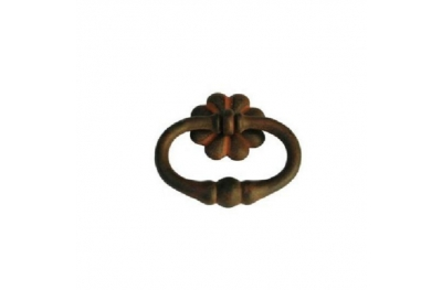 Furniture Handle Galbusera 039 Handmade Artistic Iron