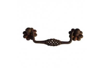 Furniture Handle Galbusera 046 Handmade Artistic Iron