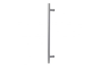 Frankfurt Stainless Steel Pull Handle Tropex Ø20