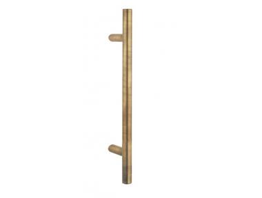 Galassia Door Pull Handle Brass-Made Fashion Line PFS Pasini