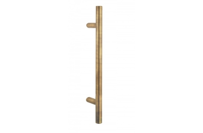 Galassia Door Pull Handle Brass-Made Fashion Line PFS Pasini