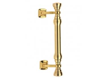 Micene Door Pull Handle Brass-Made Fashion Line PFS Pasini
