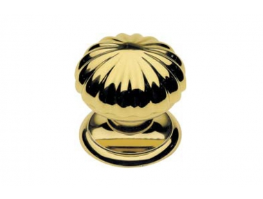Margherita 430 PT 080 Elegant and Classic Door Knob by Linea Calì Made in Italy
