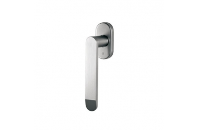 pba 2020DK Window Handle in Stainless Steel AISI 316L