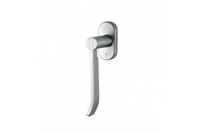 pba 2022DK Window Handle in Stainless Steel AISI 316L