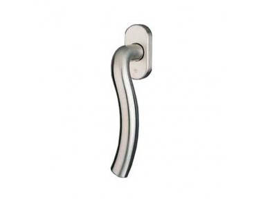 pba 2026DK Window Handle in Stainless Steel AISI 316L