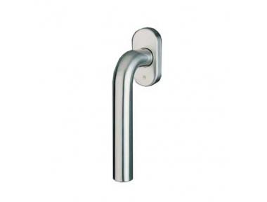 pba 2028/DK Window Handle in Stainless Steel AISI 316L