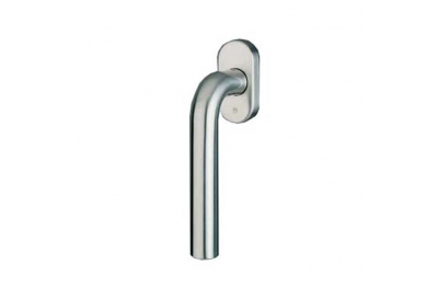 pba 2028/DK Window Handle in Stainless Steel AISI 316L