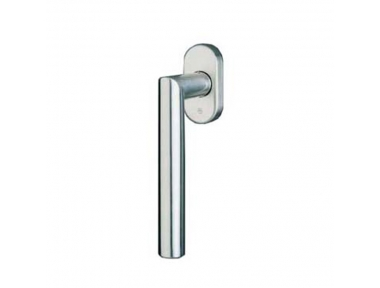 pba 2030DK Window Handle in Stainless Steel AISI 316L