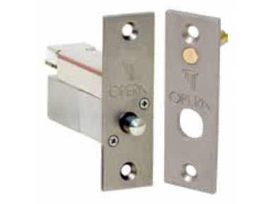 Micro Solenoid Lock Closed With Internal Electric 20812 Quadra Series Opera