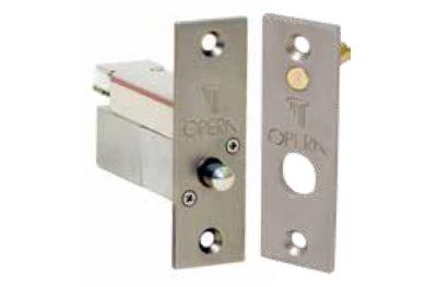 Micro Solenoid Lock Closed With Internal Electric 20812 Quadra Series Opera