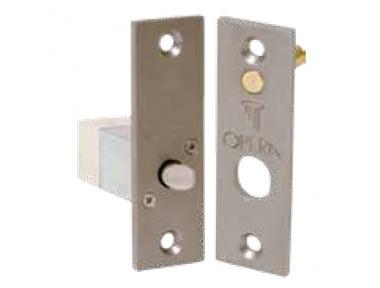 Micro Solenoid Lock With Latch Fail Secure 20911XS-12 Quadra Series Opera