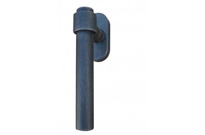Milan Galbusera Dry Keep Window Handle Wrought Iron