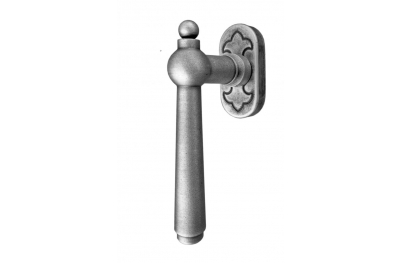 Munich Galbusera Dry Keep Window Handle Wrought Iron