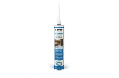 They MS Polymer White 290 ml Sealant-adhesive PosaClima Renova
