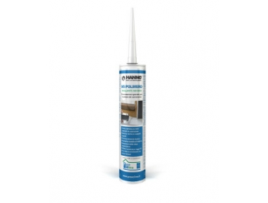 MS Polymer They Transparent 290 ml Sealant-adhesive PosaClima Renova