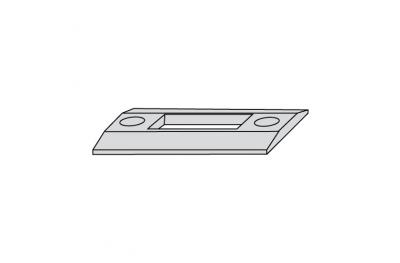P1287 Counter Edge Accessory for PremiApri Knobs Serie Nova Meroni
