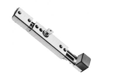 Bollard Bolt Cylinder Cross out Security Fixtures Stroke 54mm Savio