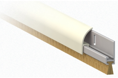 DIY Fixed Draft Excluder for Door Comaglio 1255 Comax Series Various Sizes