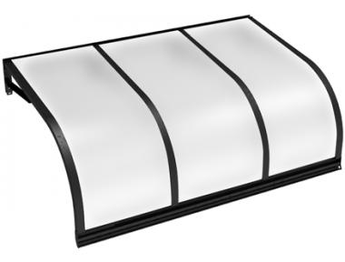 Shelter Cassiopeia Black Opal Aluminium AMA Sun Protection