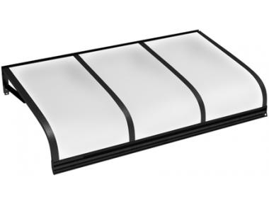 Shelter Euriga Black Opal Aluminium AMA Sun Protection