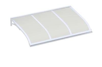Shelter Vela White Opal Aluminium AMA Sun Protection