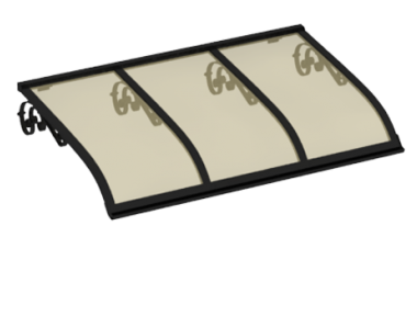 Shelter Sailing Old Black Aluminium Bronze AMA Sun Protection