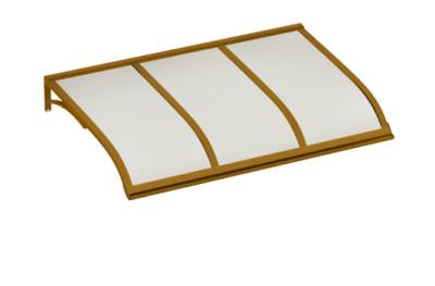 Sailing shelter Copper Opal Aluminium AMA Sun Protection