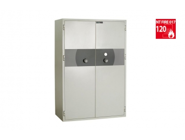 PK 400 Bordogna Fireproof Armored Cabinet for Documents