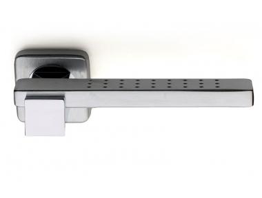 Plus Point Door Handle on Square Rosette Fashion Line PFS Pasini