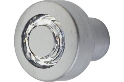 Cabinet Knob Linea Calì Cosmic Crystal CS with Swarowski® Jet