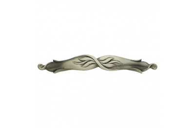 Cabinet Knob Linea Calì Vintage with Pewter Finishing