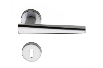 Portofino on Round Rosette Fashion Line PFS Pasini Door Handle