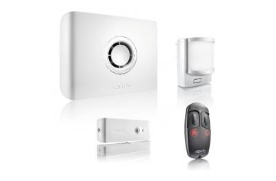 Protexiom Start Gsm Somfy Kit Burglar Alarm Control Unit