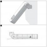 Rain Detector Standard or Transparent Comunello Mowin