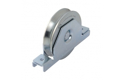 Wheel V Groove 1 Bearing with Inside Support Sliding Gate Combiarialdo