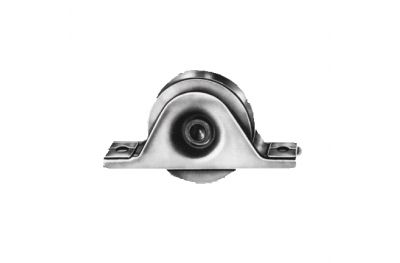 Support wheel with Throat Internal V-Tir Savio 1 Bearing Sliding Gates