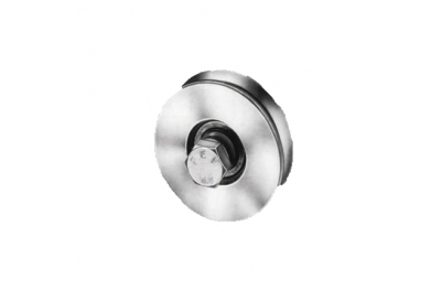 Gola wheel V Tir Savio 2 Bearings for Sliding Gates