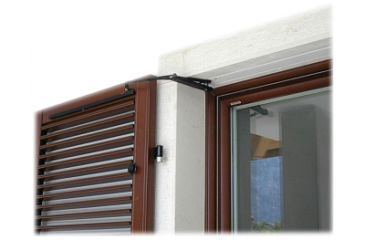 S TEL Single Shutter 230Vac Chiaroscuro Automation for Swing Shutters