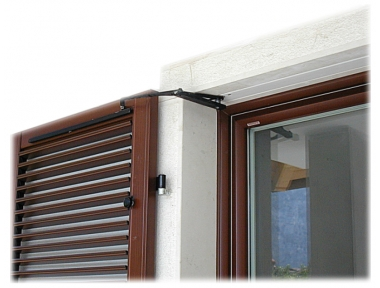 S TEL Double Shutters 115-150cm 230Vac Chiaroscuro Automation for Swing Shutters