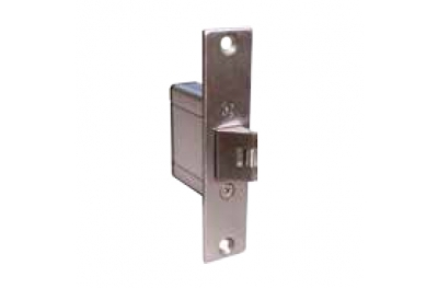 Latch Lock in Aluminium for Electric Strikes Omnia Series Opera 08711A