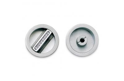 Sicma 3C Kit with Swarovski for Sliding with Round Lock and Thimble
