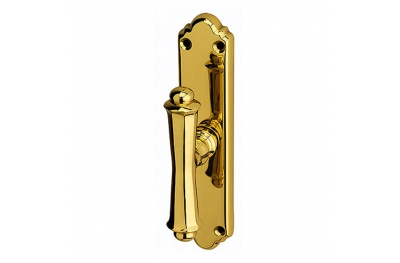 Siena Handle for Window of Beauty Shape Made in Italy for Home Bal Becchetti