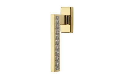Sintesi Mesh Dry Keep Window Handle Linea Calì Crystal