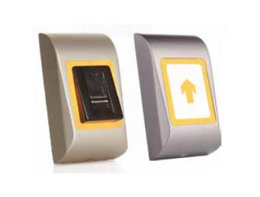 Biometric Outdoor Access Control System 58200SB Access Series Opera