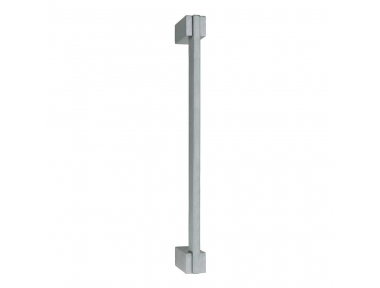 Slim Door Pull Handle with Straight Stands Modern Style Linea Calì