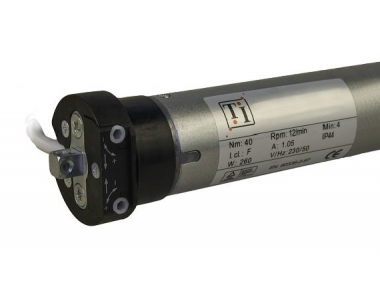 Smart 25 25Nm 50kg Tubular Motor for Rolling Shutter Tech International