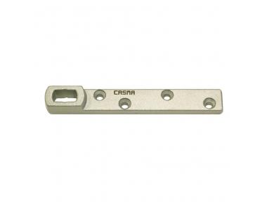 Speedy 30400 Zinc Plated Steel Lower Crank for Floor Swing Door Closer SpeedyByCasma