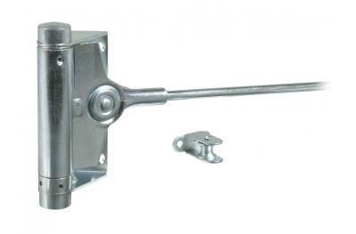 Spring Door Closer Triumph Type Central Articuled Arm Galvanized Steel IBFM