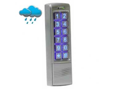 Anti-Vandal Code Keypad for Access Control 57300 Access Series Opera